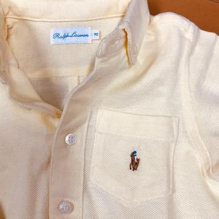ラルフローレン(Ralph Lauren)のラルフローレン RalphLauren カバーオール 70サイズ ベビー服(カバーオール)