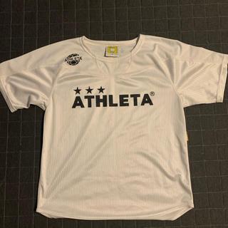 アスレタ(ATHLETA)のサッカープラクティスシャツ(Tシャツ/カットソー(半袖/袖なし))