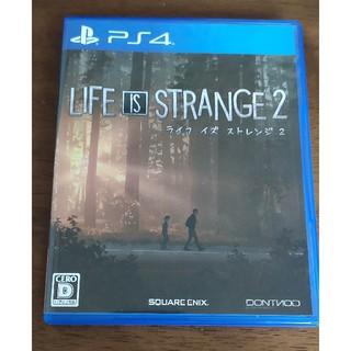 Life is Strange 2(ライフ イズ ストレンジ 2) PS4