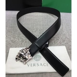VERSACE - 人気!Versace ヴェルサーチ メンズ ベルト 105cm