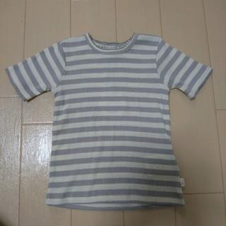 futafuta - テータテート  ボーダーTシャツ