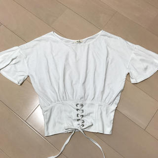 シマムラ(しまむら)のレディーストップス(Tシャツ(半袖/袖なし))