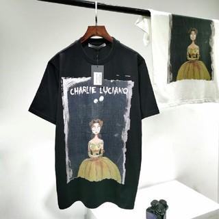 ディズニー(Disney)の2枚 Charlie Luciano disney Tee(Tシャツ(半袖/袖なし))
