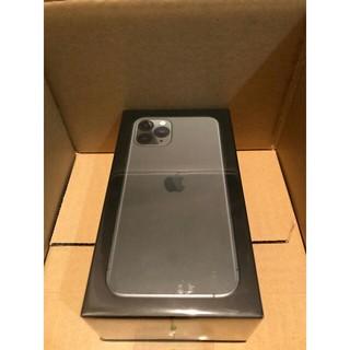 iPhone - iPhone11 pro 256GB simフリー ミッドナイトグリーン