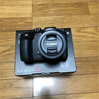 パナソニック(Panasonic)のpanasonic leica gh5(ミラーレス一眼)