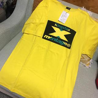 モンタージュ(montage)の新品 montage Tシャツ(Tシャツ/カットソー(半袖/袖なし))
