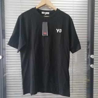 ワイスリー(Y-3)のY-3 ワイスリー tシャツ ブラック M (Tシャツ/カットソー(半袖/袖なし))