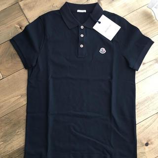 モンクレール(MONCLER)のモンクレールポロシャツ  国内正規品 サイズM(ポロシャツ)
