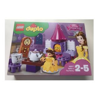 Lego - 新品未開封】DUPLO 美女と野獣 ベル ティーパーティ ディズニー プリンセス