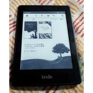 amazon Kindle Paperwhite Wi-Fi EY21(電子ブックリーダー)