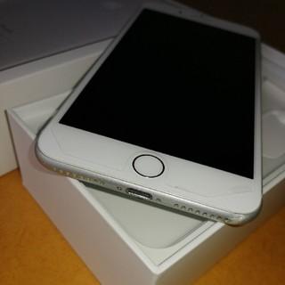iPhone - iPhone 7 plus 32gb シルバー ドコモ sim解除済み