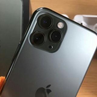 iPhone - SIMフリー iPhone11 Pro グリーン 緑 256GB docomo