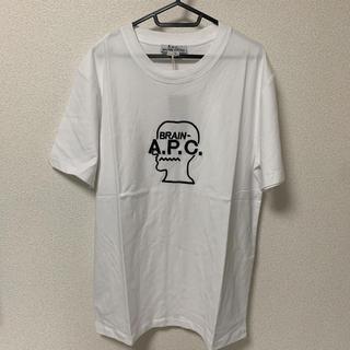 アーペーセー(A.P.C)のbrain dead a.p.c. コラボTシャツ(Tシャツ/カットソー(半袖/袖なし))
