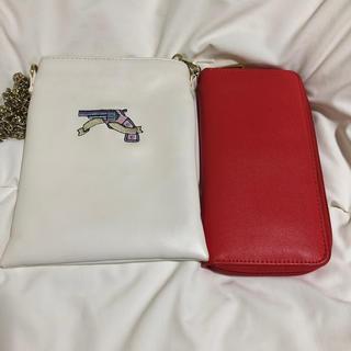 ウィゴー(WEGO)のWEGO ショルダーバッグ バック 財布 長財布 小物 ファッション小物(財布)