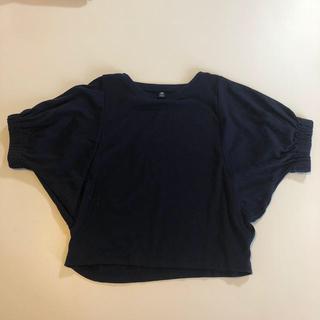 ユニクロ(UNIQLO)のユニクロ ドルマン  Tシャツ 110(Tシャツ/カットソー)