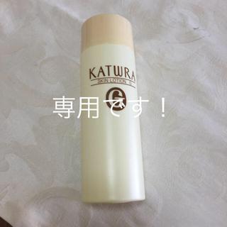 カツウラケショウヒン(KATWRA(カツウラ化粧品))のカツウラ  ローションG 300ml(化粧水/ローション)