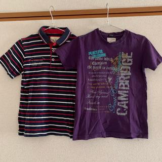 ikka - ikka ポロシャツ&Tシャツ