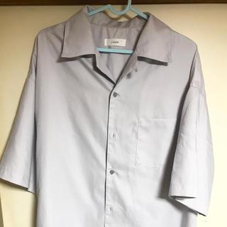 ハレ(HARE)のリドム LIDnM オープンカラーシャツ(シャツ)