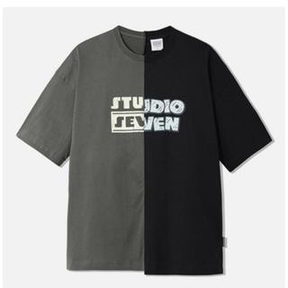 ジーユー(GU)のスタジオセブン Lサイズ(Tシャツ/カットソー(半袖/袖なし))