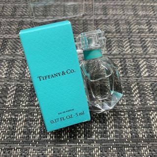 Tiffany & Co. - 未使用品♪ティファニー オードパルファム 5ml