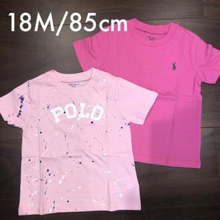 ラルフローレン(Ralph Lauren)のRALPH LAUREN ♡ Tシャツ 18Mセット(Tシャツ)