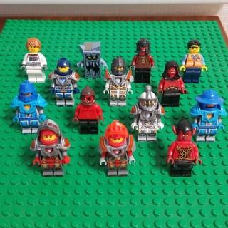 レゴ(Lego)のレゴ LEGO ミニフィグ フィギュア ネックスナイツなど(知育玩具)