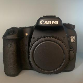 Canon - EOS70D ボディ