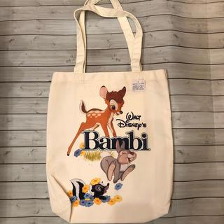 ディズニー(Disney)のバンビ トートバッグ(トートバッグ)