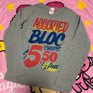 ブロック(BLOC)のBLOC☆ロンT(Tシャツ/カットソー)