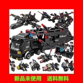 LEGO レゴ 互換 ミリタリー S.W.A.T(積み木/ブロック)