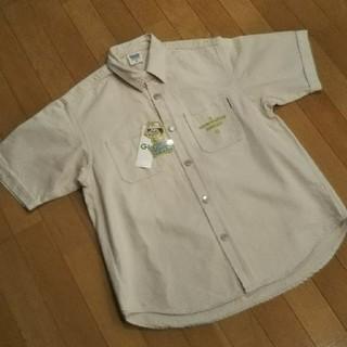 ジーユー(GU)のGU studio sevenコラボ デニムワークシャツ(シャツ)