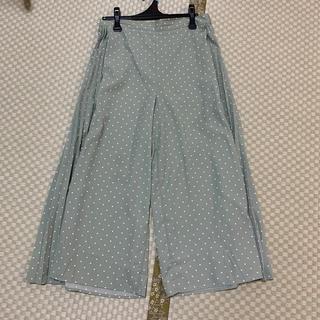 ジーユー(GU)のGU スカーチョ XXL(カジュアルパンツ)