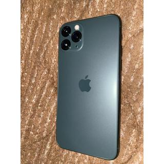 アイフォーン(iPhone)のiPhone  11pro 256GB  画面割れ(スマートフォン本体)