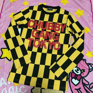 チャビーギャング(CHUBBYGANG)のチャビー☆ロンT(Tシャツ/カットソー)
