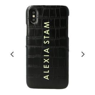 アリシアスタン(ALEXIA STAM)のiPhonex iPhonexs アリシアスタン  iPhoneX XS(その他)