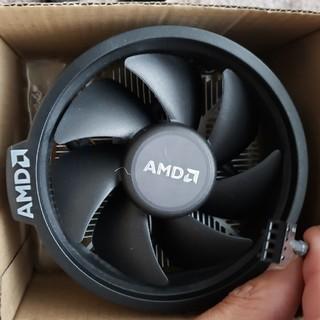 AMD Ryzen 5 3400GCPU クーラー