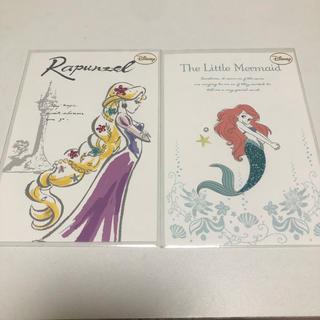 ディズニー(Disney)の【送料込】ラプンツェル/アリエル⭐︎ポストカード(写真/ポストカード)