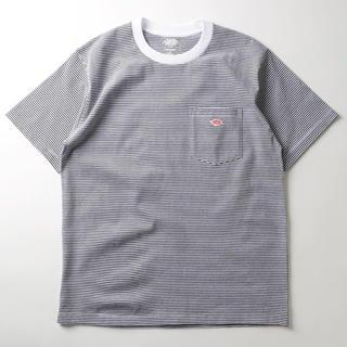 ダントン(DANTON)の新品未使用 DANTON CREW NECK ポケット半袖Tシャツ(Tシャツ/カットソー(半袖/袖なし))