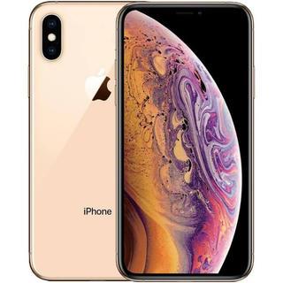 アップル(Apple)のiPhoneXs 256GB SIMフリー GOLD(スマートフォン本体)