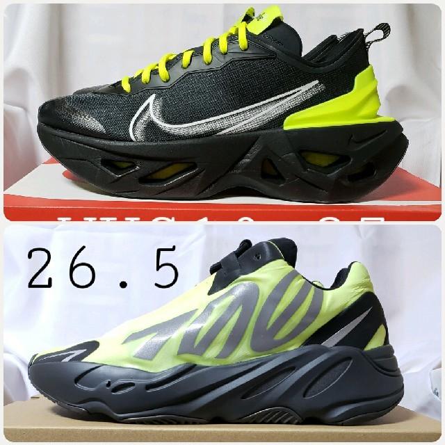 NIKE(ナイキ)のリュックさま専用 yeezy700 ナイキ ズーム  ビスタ グラインド メンズの靴/シューズ(スニーカー)の商品写真