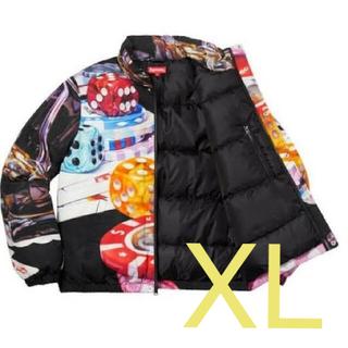 シュプリーム(Supreme)のSupreme Casino Down Jacket  サイズXL(ダウンジャケット)