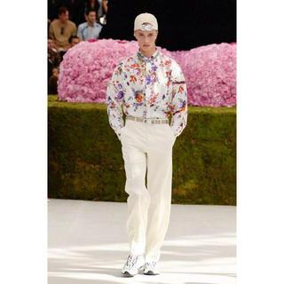 DIOR HOMME - Dior homme 19ss シルクシャツ(半袖)