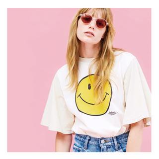 マウジー(moussy)のMOUSSY × JACKSON MATISSE レースアップTシャツ(Tシャツ(半袖/袖なし))