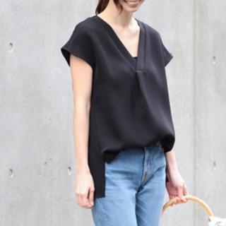 デミルクスビームス(Demi-Luxe BEAMS)のDemi-Luxe BEAMS 半袖ブラウス(シャツ/ブラウス(半袖/袖なし))