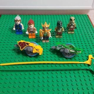 レゴ(Lego)のLEGO レゴ Chima (チーマ) ミニフィグ フィギュア(知育玩具)
