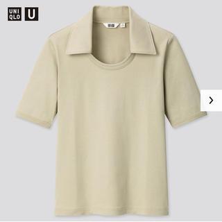 ユニクロ(UNIQLO)のuniqlo u ポロシャツ ルメール ユニクロユー(ポロシャツ)