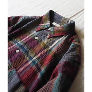 COMOLI - リネンシャツ