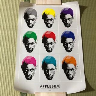 アップルバム(APPLEBUM)のアップルバム applebum ロッドマン ポスター A1サイズ 新品(ポスター)
