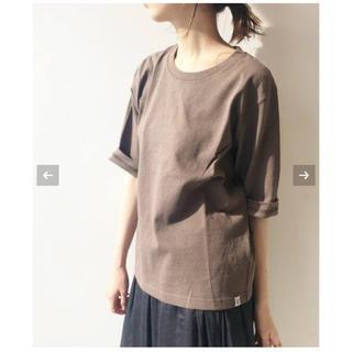 イエナ(IENA)のIENA UNIVERSAL OVERALL 別注Tシャツ(Tシャツ(半袖/袖なし))