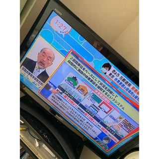 SHARP AQUOS液晶テレビ32インチ